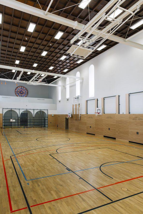 St. Elisabeth | Schul-Turnhalle