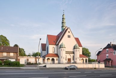 St. Bernardus | Kapelle und Gastronomie