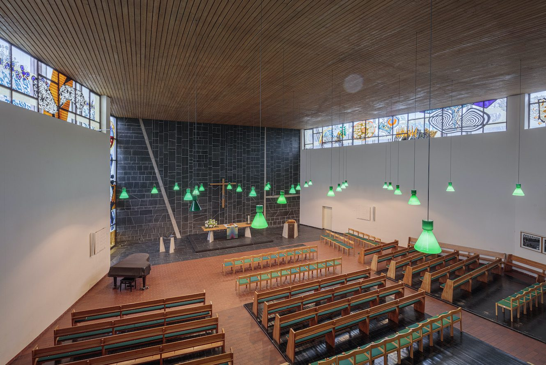 Dreifaltigkeitskirche   im Prozess