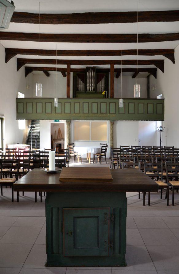 Kapelle in Belle | Kapelle und Veranstaltungsort