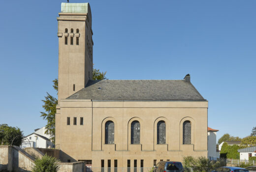 Lukaskirche | im Prozess