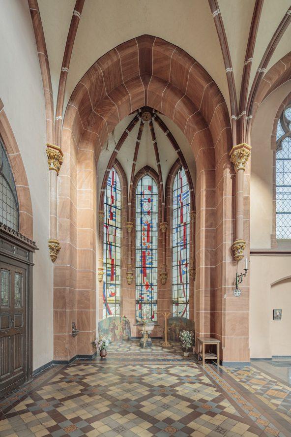 St. Johann Baptist | im Prozess