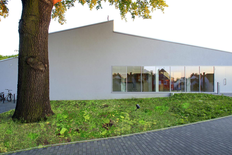 Versöhnungskirche | Kirche und Gemeindezentrum mit multifunktionalem Foyer