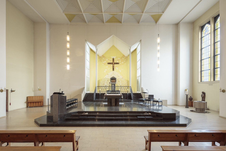 St. Michael   im Prozess