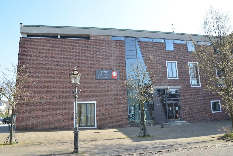 St. Mariä Empfängnis | Kirche und sozial-kulturelles Gemeindezentrum