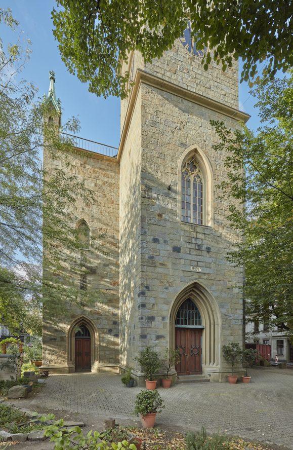 Diakoniekirche, ehem. Kreuzkirche   im Prozess