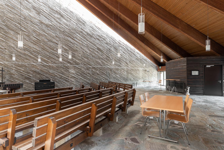 Auferstehungskirche | Begegnungs- und Veranstaltungsraum, Seniorenwohn- und pflegeeinrichtung