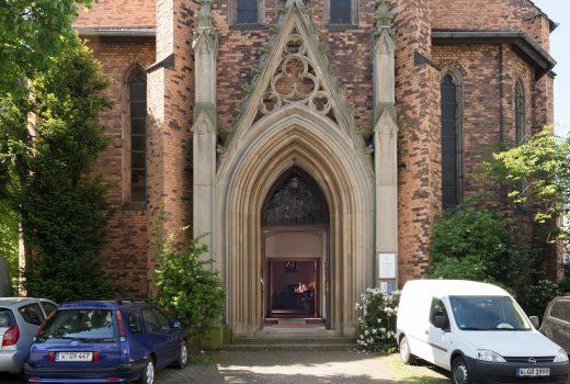 Trinitatiskirche | Ausstellungsraum eines Orgelhändlers & Konzertsaal