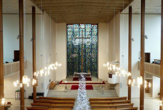 Pauluskirche   im Prozess