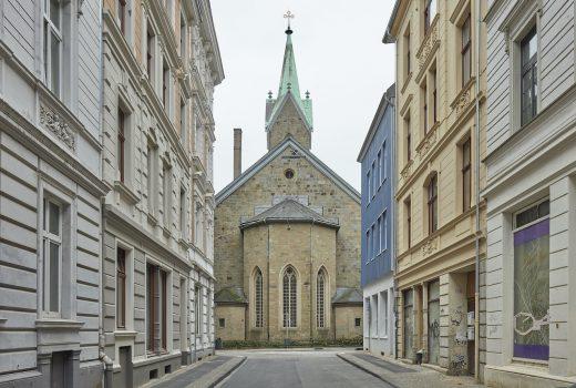 Diakoniekirche, ehem. Kreuzkirche | im Prozess